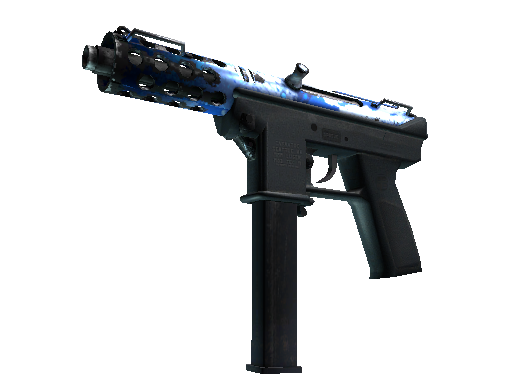 Tec-9 | Ice Cap Field-Tested