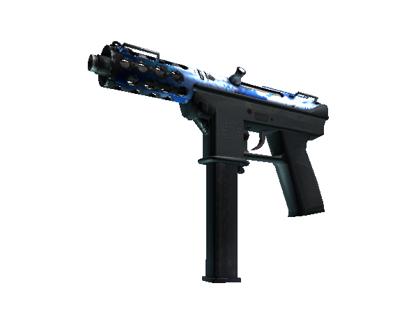 Tec-9 | Ice Cap (Field-Tested)