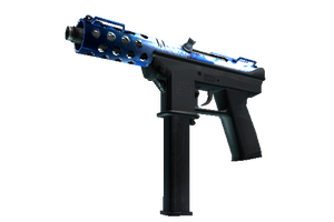 Tec 9 Ice Cap Minimal Wear