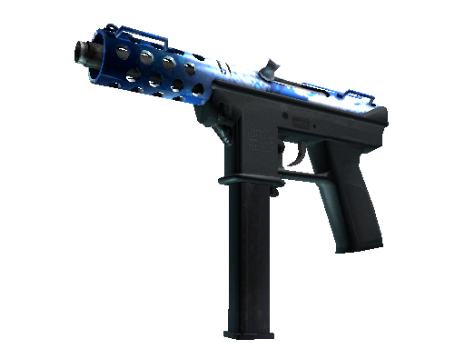 StatTrak™ Tec-9 | Ice Cap (Battle-Scarred)