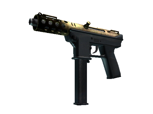 Tec-9 | Brass Battle-Scarred