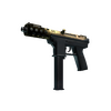 Tec-9 | Brass <br>(Battle-Scarred)