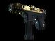 Tec-9   Brass (Well-Worn)