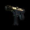 Tec-9 | Brass <br>(Field-Tested)