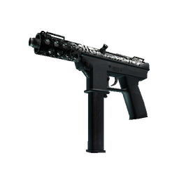 StatTrak™ Tec-9 | Cut Out (Battle-Scarred)