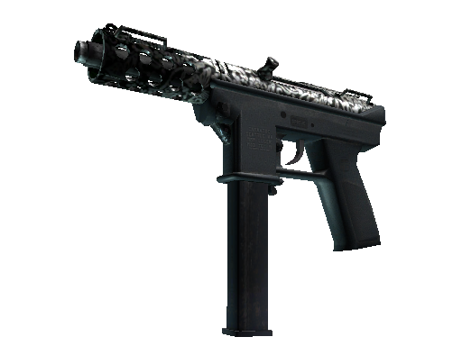 Tec-9 | Cut Out Battle-Scarred