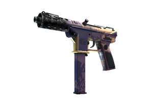 Stattrak Trade Tec 9 Sandstorm Field Tested
