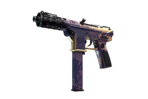 Buy StatTrak™ Tec-9 | Sandstorm (Well-Worn)