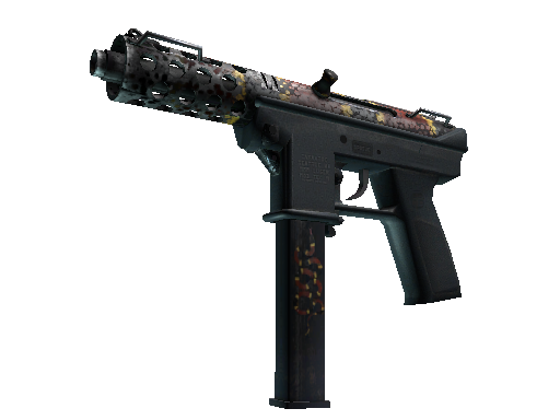 Tec-9 | Snek-9 Battle-Scarred