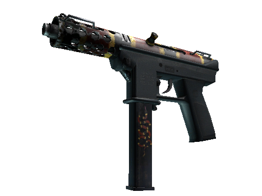 Tec-9 | Snek-9 Well-Worn