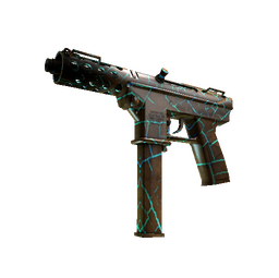 StatTrak™ Tec-9 | Cracked Opal (Factory New)