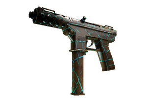 Tec 9 Cracked Opal Minimal Wear