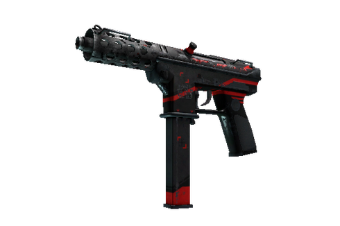 Buy StatTrak™ Tec-9 | Isaac (Battle-Scarred)