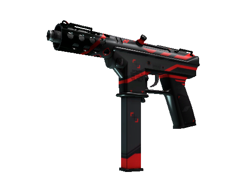 StatTrak™ Tec-9 | Isaac (Battle-Scarred)