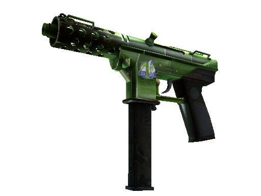 Restricted Tec-9 Bamboozle