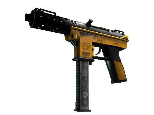 Tec-9 | Fuel Injector Battle-Scarred