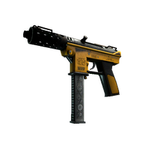 Tec-9 | Fuel Injector (Battle-Scarred)