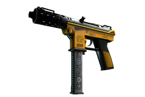 Buy StatTrak™ Tec-9 | Fuel Injector (Well-Worn)