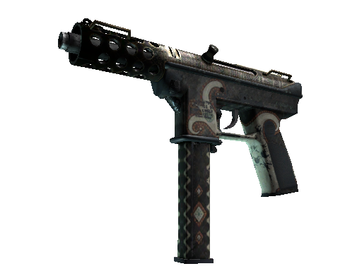 Tec-9 | Jambiya Battle-Scarred