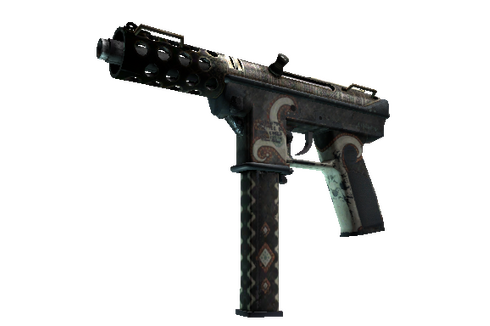 Buy StatTrak™ Tec-9 | Jambiya (Battle-Scarred)