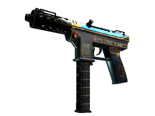 Souvenir Tec-9 | Remote Control (Well-Worn)