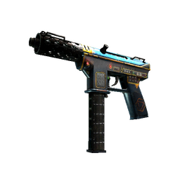 Tec-9 | Remote Control (Well-Worn)