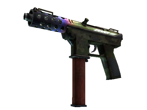 Tec-9 | Fubar Battle-Scarred