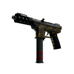 StatTrak™ Tec-9 | Brother (Battle-Scarred)