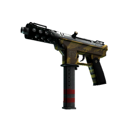 StatTrak™ Tec-9 | Brother (Well-Worn)