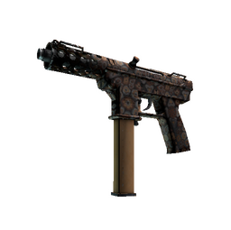 Tec-9 | Orange Murano (Well-Worn)
