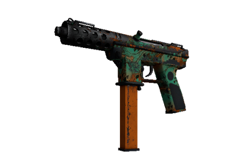 Buy Tec-9 | Toxic (Battle-Scarred)