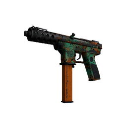 Tec-9 | Toxic (Battle-Scarred)