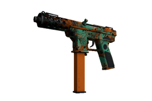 Tec 9 Toxic Field Tested