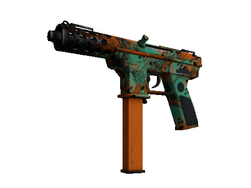 Tec-9 | Toxic Field-Tested