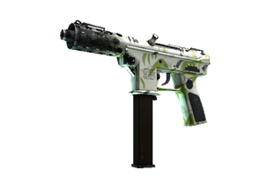 Tec 9 Bamboo Forest Field Tested