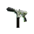 Tec-9 | Bamboo Forest <br>(Well-Worn)