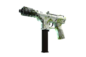 Tec 9 Bamboo Forest Factory New