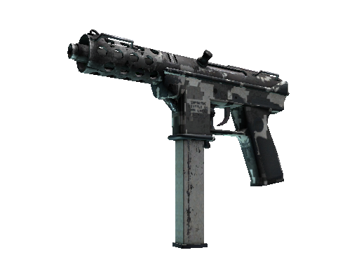 Tec-9 | Urban DDPAT Battle-Scarred