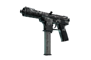 Tec 9 Urban Ddpat Battle Scarred