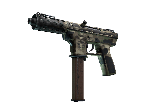 Tec-9 | VariCamo Battle-Scarred