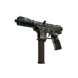 Souvenir Tec-9 | VariCamo (Battle-Scarred)