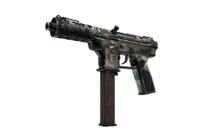 Tec 9 Varicamo Battle Scarred