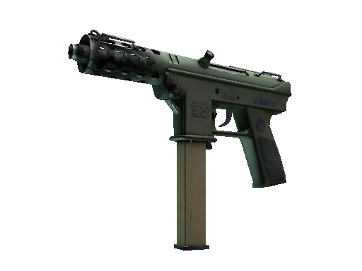 Tec-9 | Groundwater Well-Worn