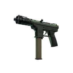 Souvenir Tec-9 | Groundwater (Well-Worn)