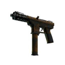 Tec-9 | Rust Leaf (Field-Tested)