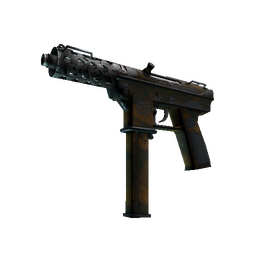 Tec-9 | Rust Leaf (Battle-Scarred)