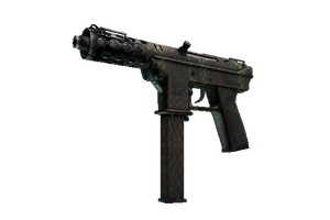 Tec 9 Army Mesh Well Worn