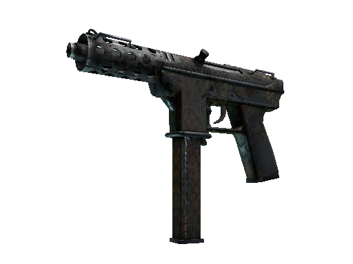 Tec-9 | Army Mesh Battle-Scarred