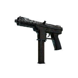 Tec-9 | Army Mesh (Battle-Scarred)