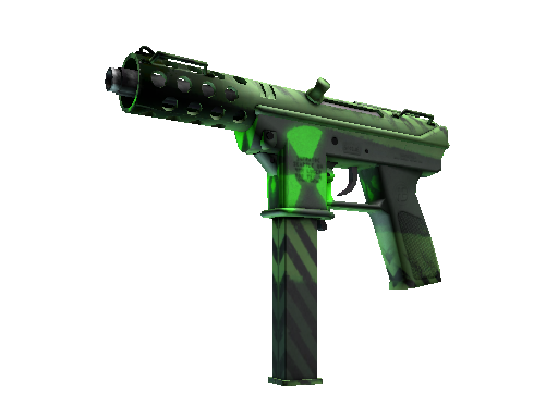 Restricted Tec-9 Nuclear Threat